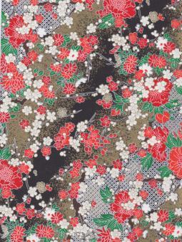 Japanpapier Chiyogami, Kimono