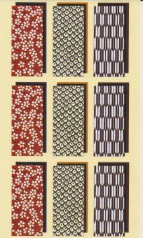 Sticker, Kimono