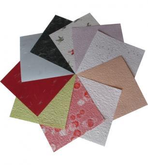 Japanpapier Momi, Origami Papier Mix